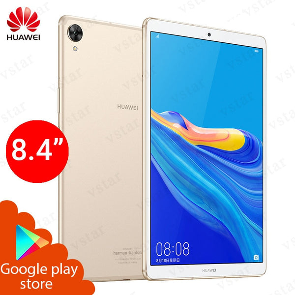HuaWei Mediapad M6 8.4 inch Mediapad M6 Pro Game Tablet PC Kirin 980 Octa Core Android 9.0 GPU Turbo Google Play