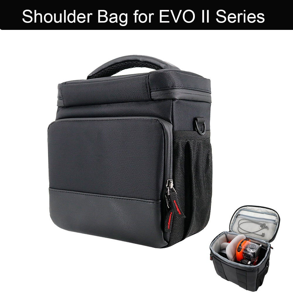 Shouler Bag for Autel Robotics EVO II Camera Drone Protable Storage Carrying Bag for EVO II Pro Dual with Remote Control