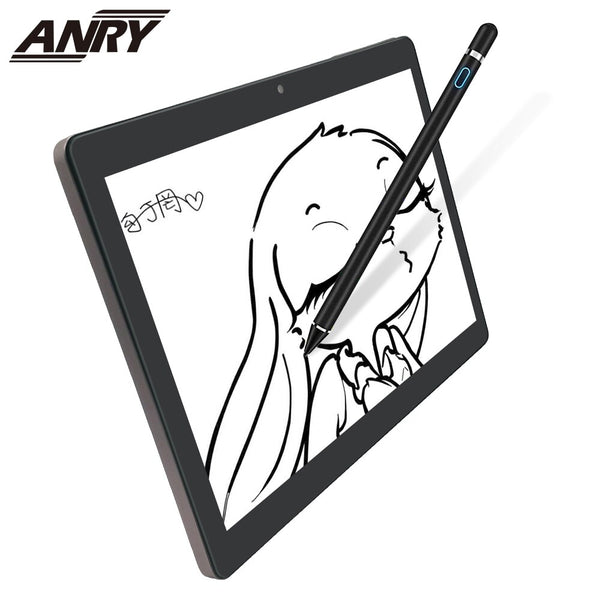 ANRY Kids Play Tablet Pc 10.1 Inch Android 8.1 4G Phone Call 2+32GB Google Play Video Game Dual Wifi For Children's Drawing Tab