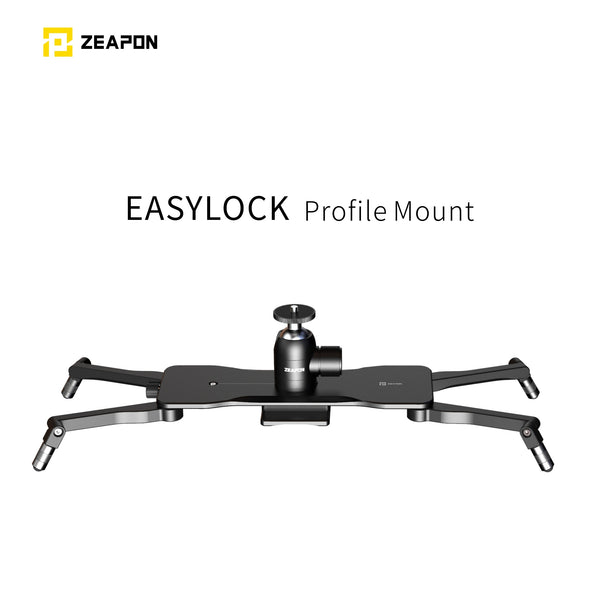 ZEAPON Easylock 2 KIT (Black)