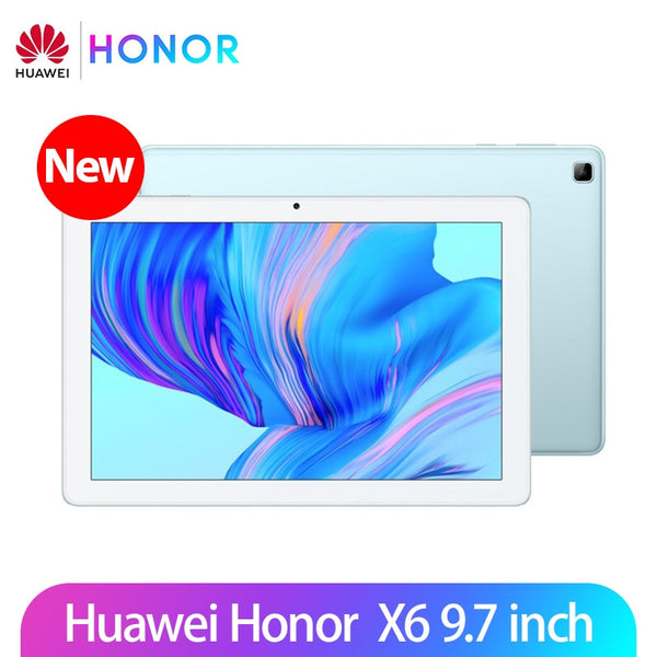 Original Huawei Honor Tablet 6 9.7 inch honor PC Kirin 710A Octa-Core IPS 3/4GB Ram 32GB/64GB  Rom Magic UI 3.1 IPS 1920×800
