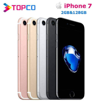 Apple iPhone 7 Factory Unlocked Original Mobile Phone 4G LTE 4.7