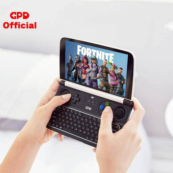 GPD WIN2 WIN 2 Windows 10 Gaming Laptop Mini Computer Notebook  Intel Core M3-8100Y 8+256GB 6 I...
