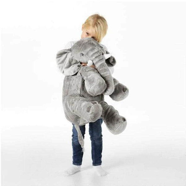 Kids Elephant Soft Pillow Large Elephant Toys Stuffed Animals Plush Toys Baby Plush Doll Infant...