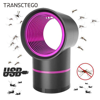 Led Mosquito Killer Lamp Electric Bug Zapper USB Powered Trap Muggen Insect Killer Anti Mosquit...