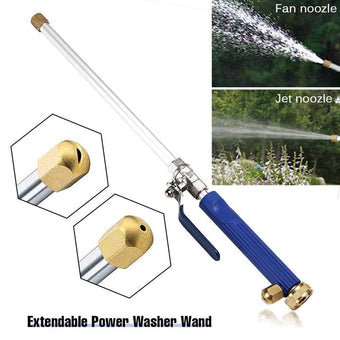 Meijuner Car High Pressure Water Gun 46cm Jet Garden Washer Hose Wand Nozzle Sprayer Watering S...