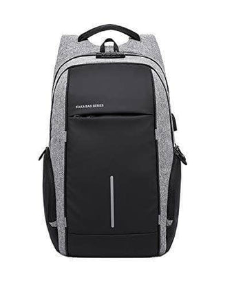 MOCA Anti-Theft Mens 15.6 inch Laptop Backpack for Mens Womens Laptop Bag Backpack [with USB Ch...