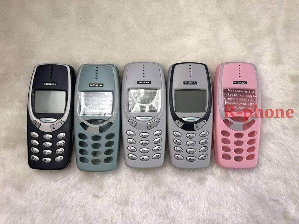 Original NOKIA 3310 2G GSM Unlocked Mobile Phone Good Cheap Refurbished Cellphone Mybigfatstore