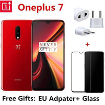 Original Oneplus 7 Mobile Phone Global Rom 6.41 Inch AMOLED Display Octa Core Snapdragon 8...
