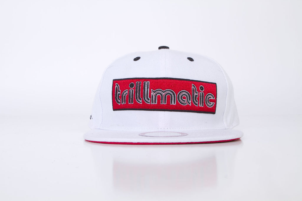 "Trillmatic ""Box Logo"" Strapback Hat"