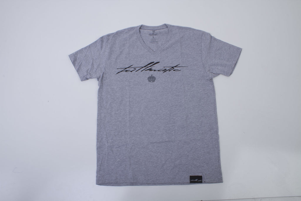 "Trillmatic ""Script"" Premium Fitted V-Neck T-Shirt"