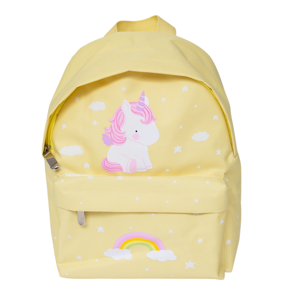 Mini Sac à dos Maternelle Licorne A Little Lovely Company