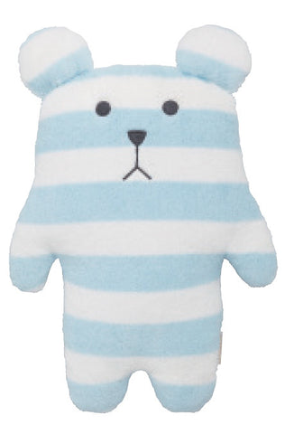 Doudou Ours rayures bleues Craftholic