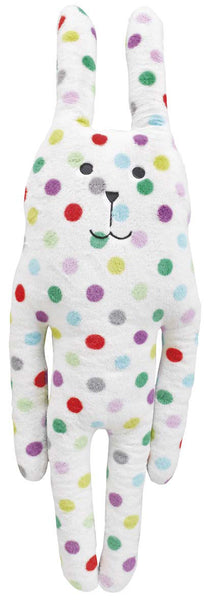 Peluche Lapin Pois