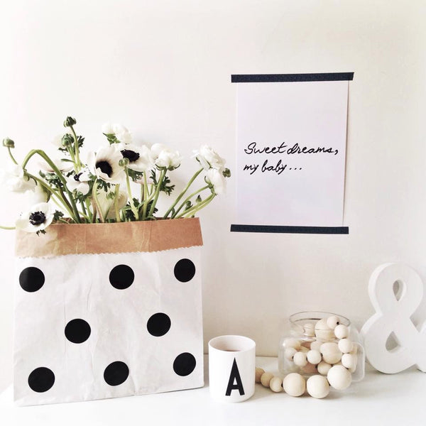 Paper Bag Small Mini Pois