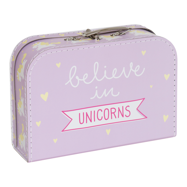 Valisette Licorne A Little Lovely Company / Suitcase Lion