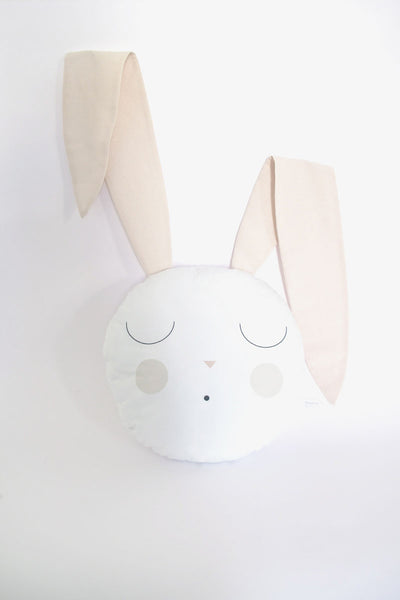 Coussin Lapin Rosie