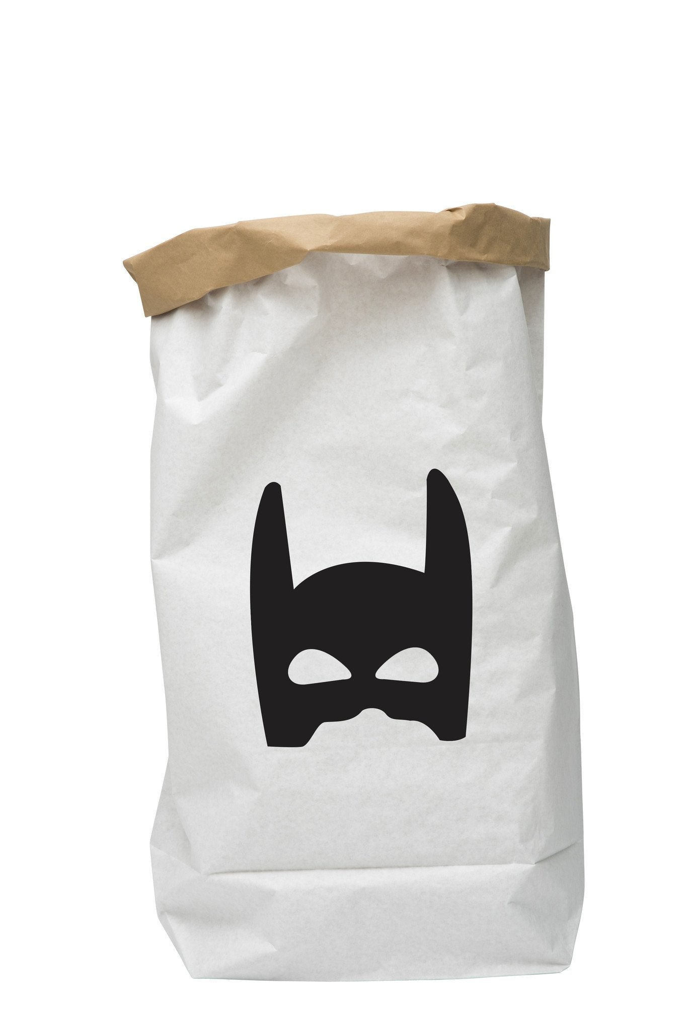 sac de rangement Super Hero Papier Paper bag Tellkiddo