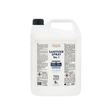 Load image into Gallery viewer, Sanitizer Spray No.1 (5L)
