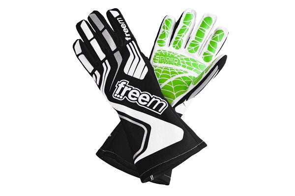 Spidertouch 2 Gloves Karting gloves Freem Black 4