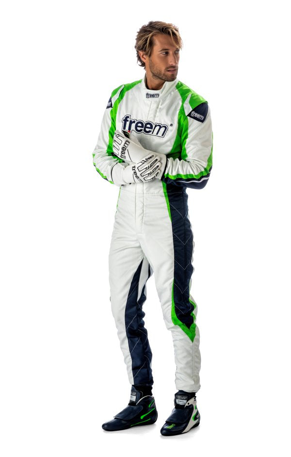 TA-111 Mid Motorsport suits Freem