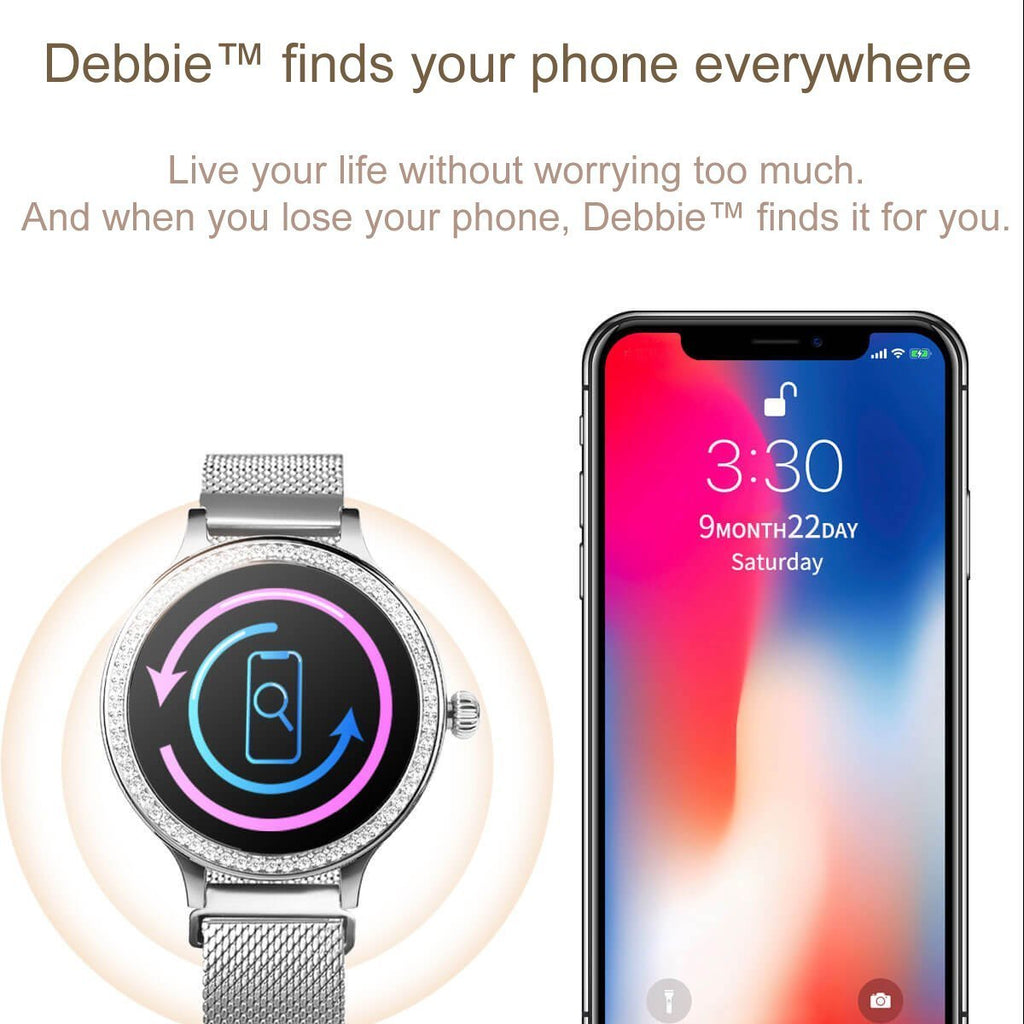 Ultra-Luxury Smartwatch Debbie™