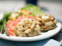 Maryland Style Crab Cakes - 3.5 oz (12 ct)
