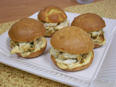 Crab Sliders