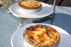 Mini Crab Quiche