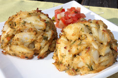 Gluten Free - Maryland Style Crab Cakes