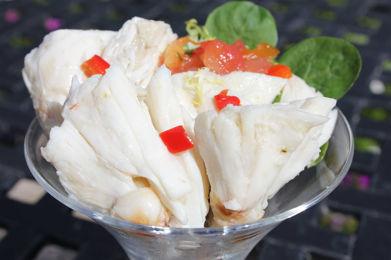 Maryland Jumbo Lump Crab Meat