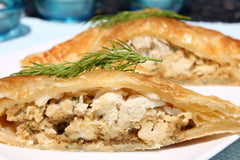 Crab Wellington