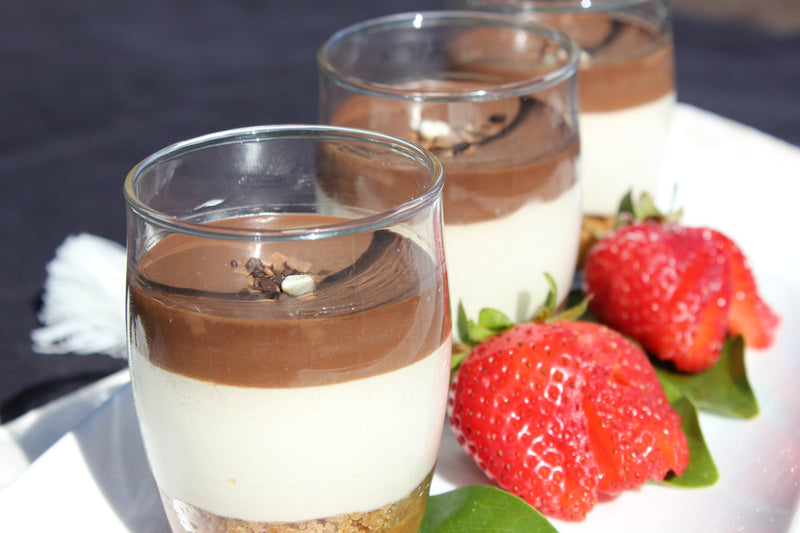 Sea Salt Caramel Mousse
