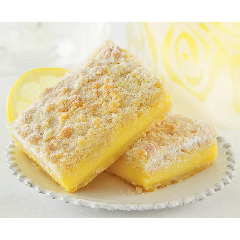 Lemon Crumb Bar