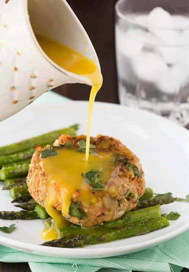 Wild Caught Smoked Salmon Cakes - Free Shipping