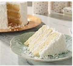 Smith Island Cake - Coconut