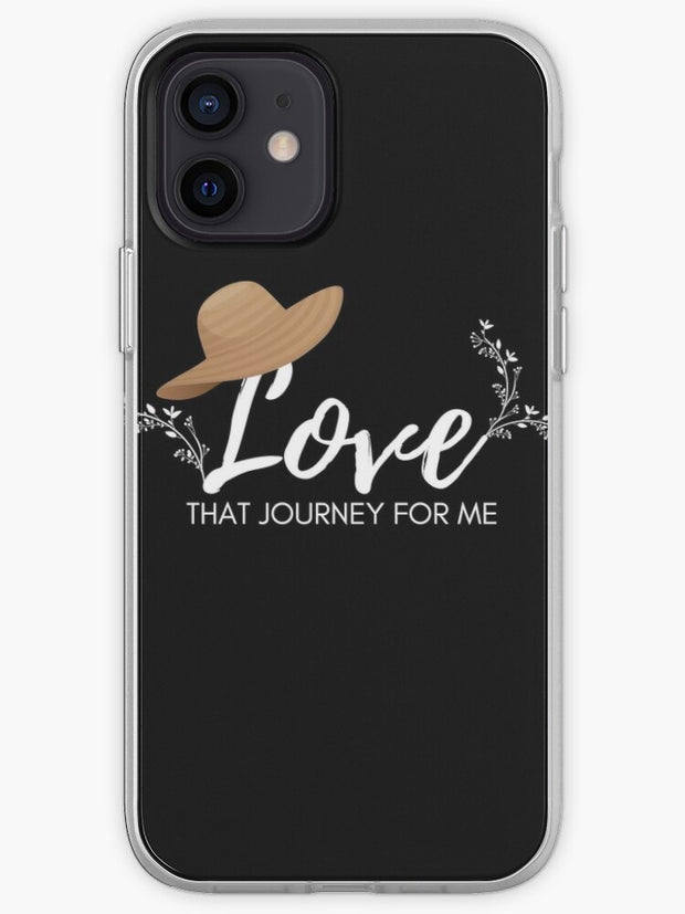Love That Journey iPhone Case
