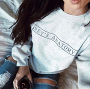 OG Greys Anatomy Graphic Pullover