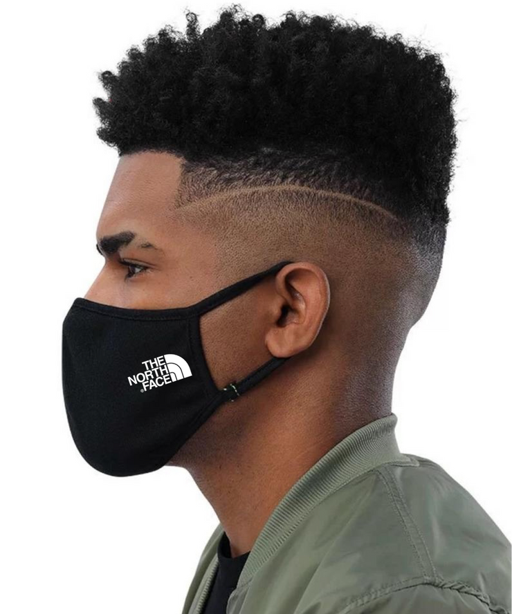 North Face Mask (Black)