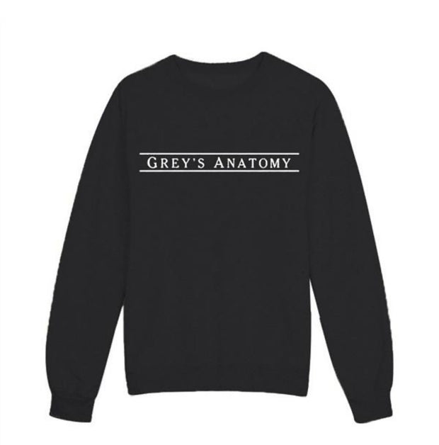 Pullover grafico OG Grays Anatomy