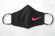 Nike Swoosh Face Mask (Hot Pink)