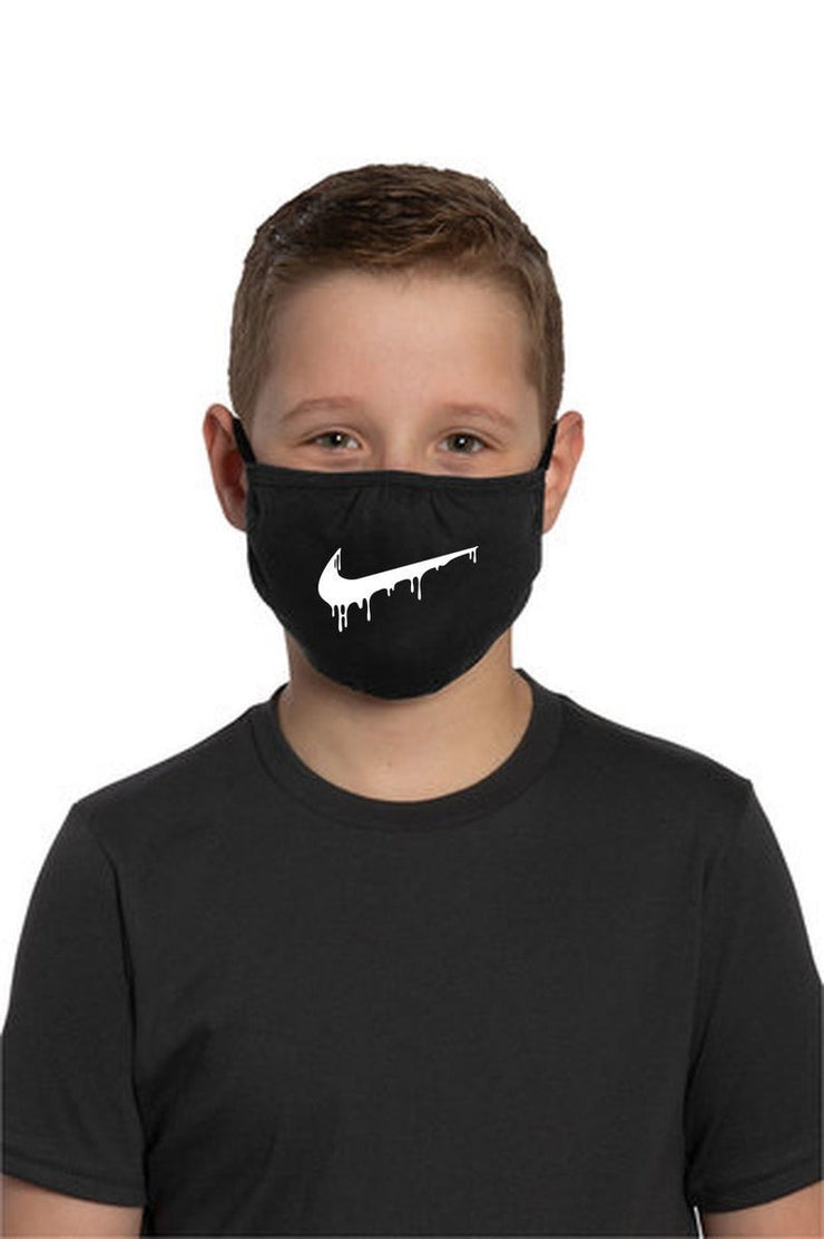 Nike drip face mask (Black)