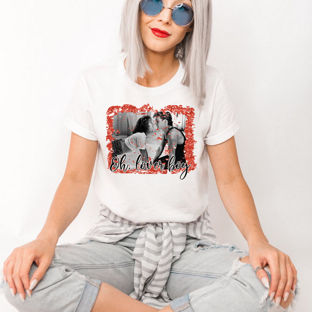 Lover Boy Graphic Tee