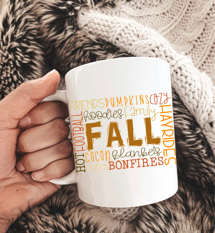 Everything Fall Mug