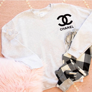 CC Sweat Set (Ash)