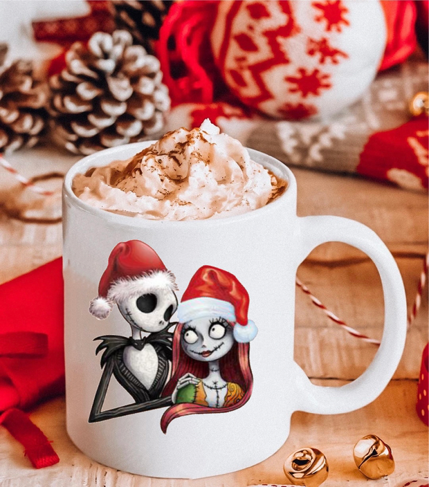Nightmare Before Christmas Mug