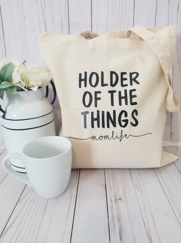 Holder Of Things Tote Bag