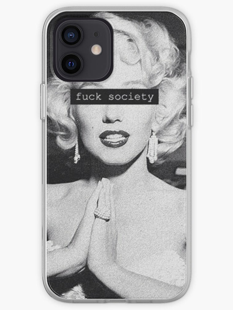 Society iPhone Case
