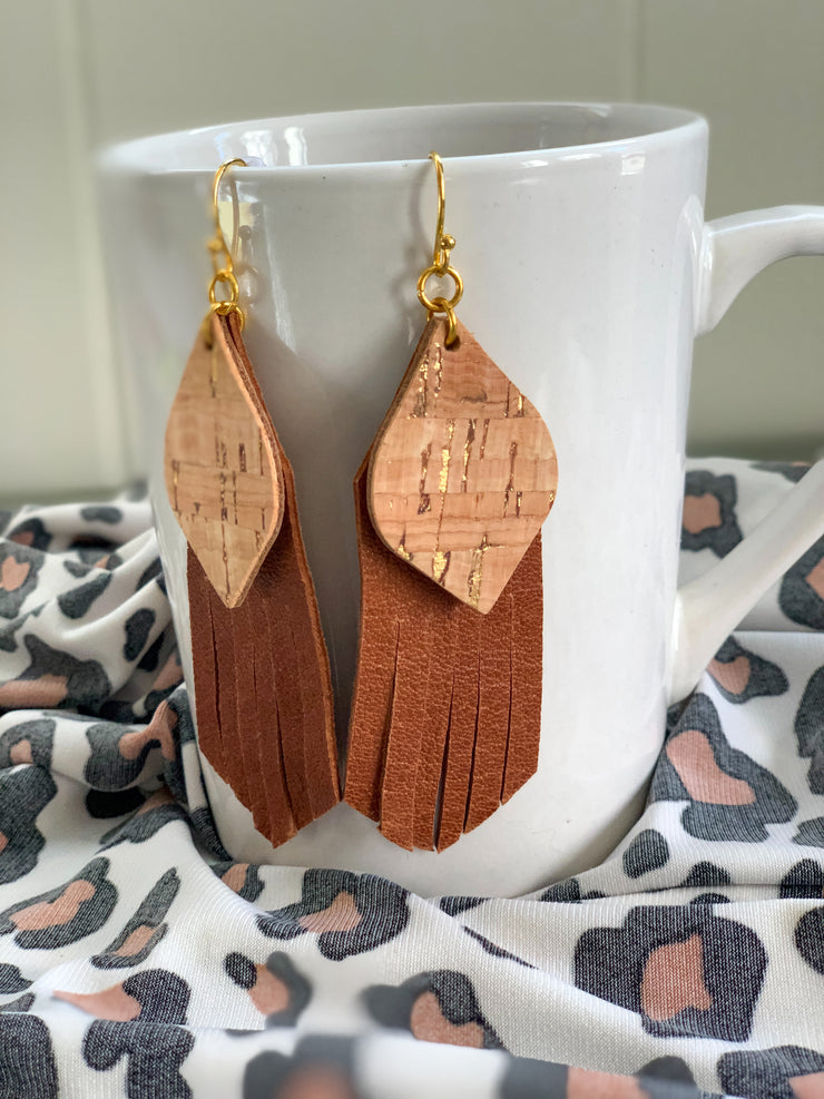 Stay With Me Dangle Earrings