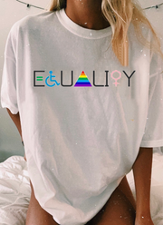 Equality Graphic Tee